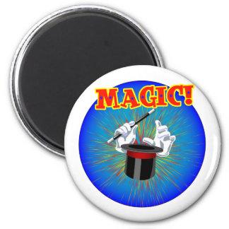 Magic - Fridge Magnet