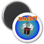 Magic - Fridge Magnet Fridge Magnets