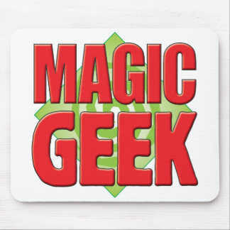 Magic Geek v2 Mousepad