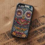 """Magic graphic owl painting tough xtreme iPhone 6 case<br><div class=""""desc"""">owl</div>"""