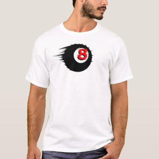 Magic H8te Ball Demon Warp T-Shirt