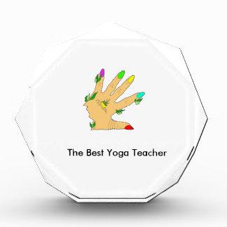 magic hand with colors nails award
