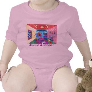 Magic Happens Baby Bodysuits