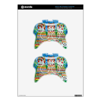 Magic happy cats xbox 360 controller decal