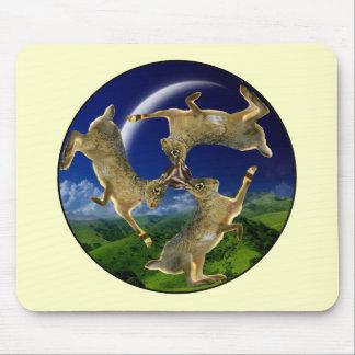 Magic Hares Mouse Pad