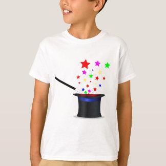 Magic Hat And Wand T-Shirt
