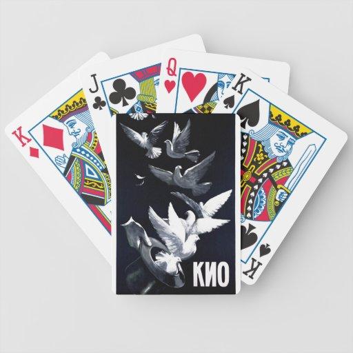 Magic Hat - Igor Kio Bicycle Playing Cards