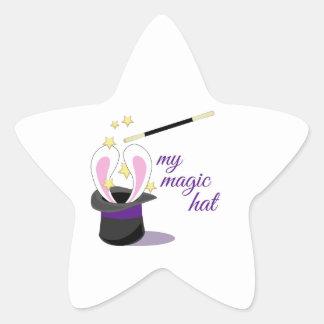 Magic Hat Sticker