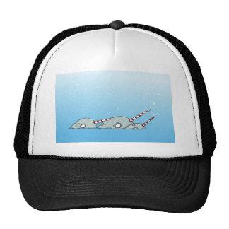 Magic holiday Narwals Trucker Hat