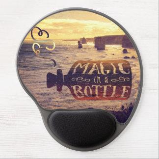 Magic in a Bottle Twelve Apostles Great Ocean Road Gel Mousepad