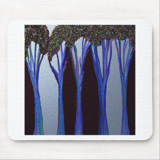 magic in the forest mouse pad