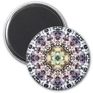 Magic Indian 2 Inch Round Magnet