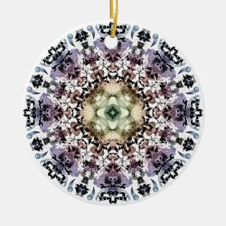 Magic Indian Ceramic Ornament