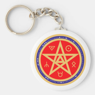 magic indication magical sign keychain