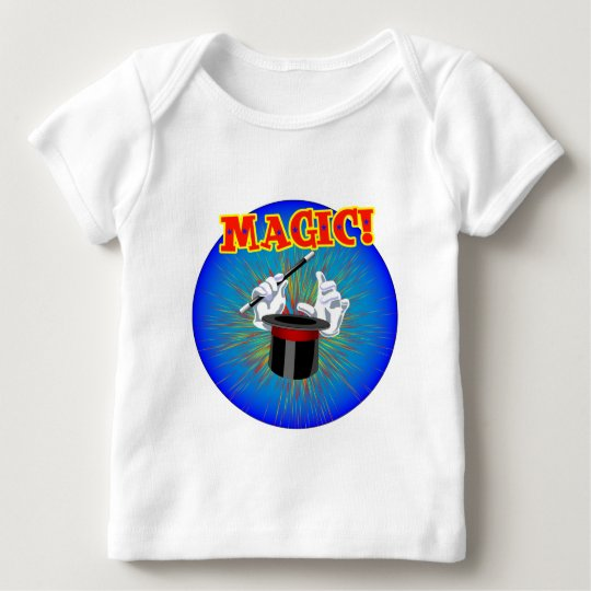 Magic - Infant long-Sleeve Baby T-Shirt