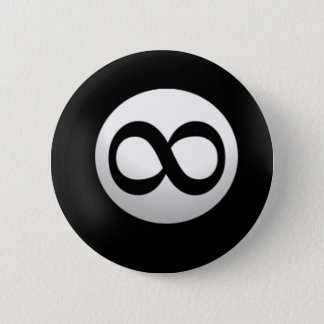 Magic Infinity Ball Button