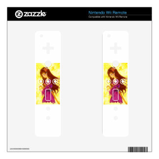 Magic is All Around Us. Nintendo Wii Remote Decal