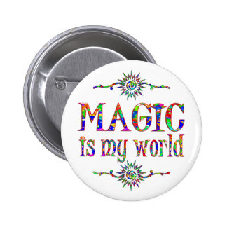 Magic is My World. Buttons