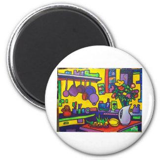 Magic Kitchen 2 Inch Round Magnet