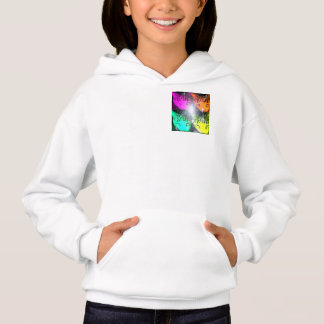 Magic kittens records kids hoodie clothing gift