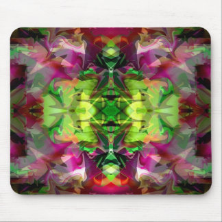 Magic Lamp 5 Colorful Abstract Mouse Pad