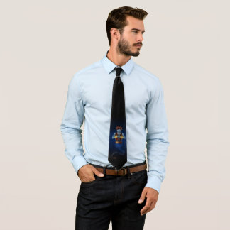 Magic Lamp Genie (1 side) Tie