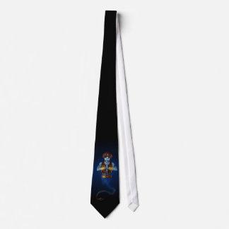 Magic Lamp Genie (1 side) Tie