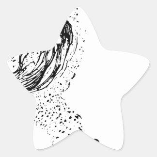 Magic Lamp Star Sticker