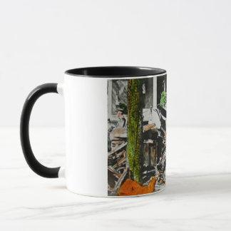 Magic Lantern Car Wreck Mug