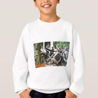 Magic Lantern Car Wreck Sweatshirt