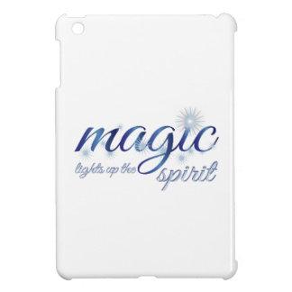 Magic Light Up The Spirit iPad Mini Cases