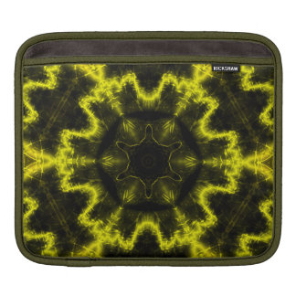 Magic lighting - iPad sleeve