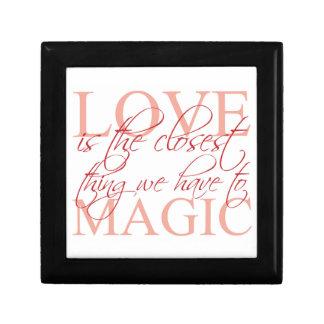 Magic Love Keepsake Box