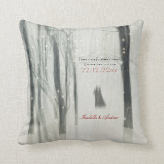 Magic Love - Wedding Anniversary Pillow