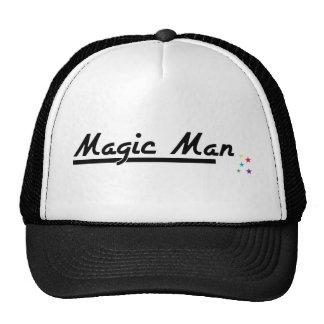 Magic Man Trucker Hat