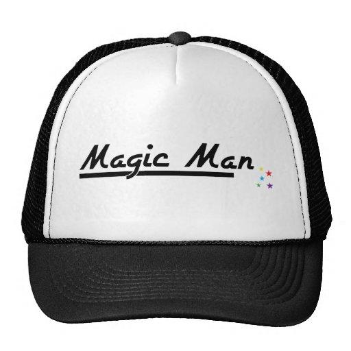 Magic Man Mesh Hats
