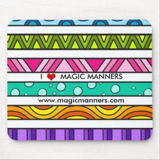 Magic Manners Mousepad