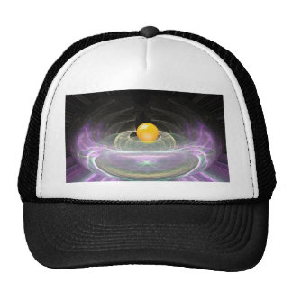 Magic Marble Trucker Hat