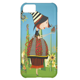 Magic Meadow Cover For iPhone 5C