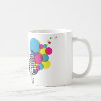 Magic mic mug