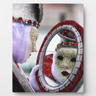 Magic Mirror Plaque