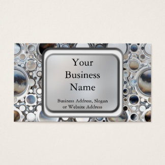 Magic Mirrors Business Card
