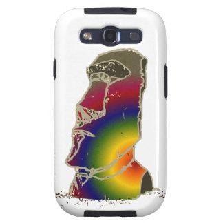 Magic Moai Samsung Galaxy SIII Cover