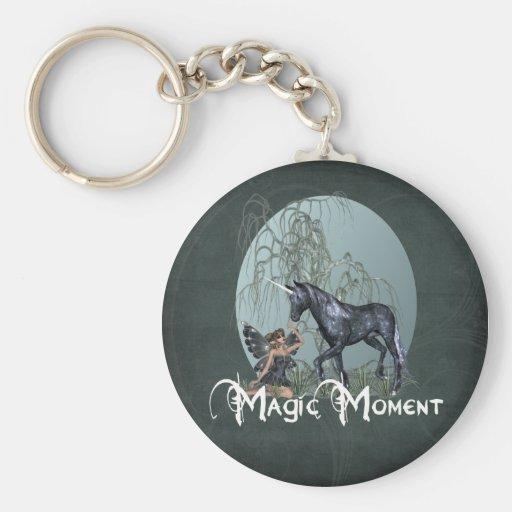 Magic moment keychains
