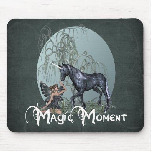 Magic moment mouse pad