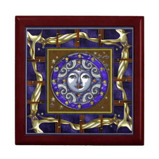 Magic Moon Box - Mysteries Revealed, by Joseph Maa Gift Box