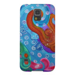 Magic Moon Cases For Galaxy S5