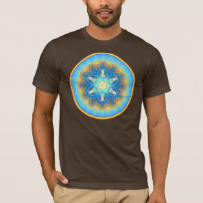 Magic Moon Mandala T-Shirt