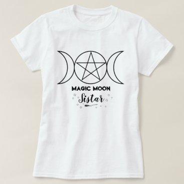 Halloween Themed Magic Moon Sistar shirt