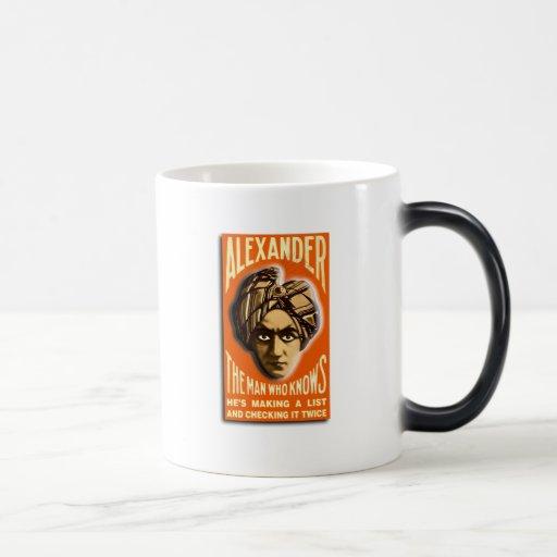 Magic - Morphing Mug